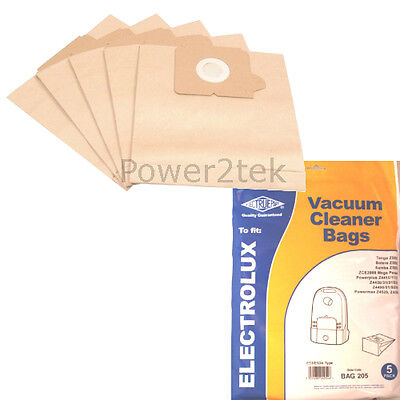 10 x E53 Dust Bags for Electrolux Z4435 Z4470 Z4471 Vacuum Cleaner