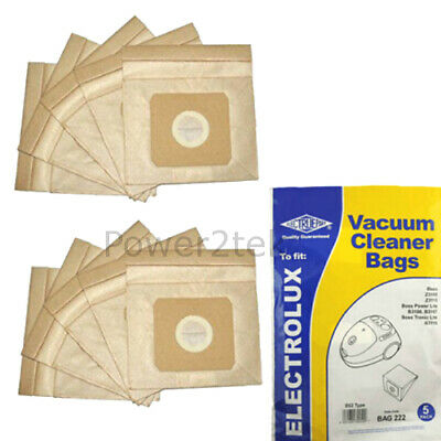 Vacuum Cleaner Dust Bags E62 U62 Bag