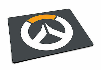 Overwatch Mousemat Rubber Gaming Mouse Mat Geeks Gamer