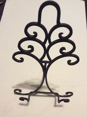 DECORATIVE WROUGHT IRON 12\