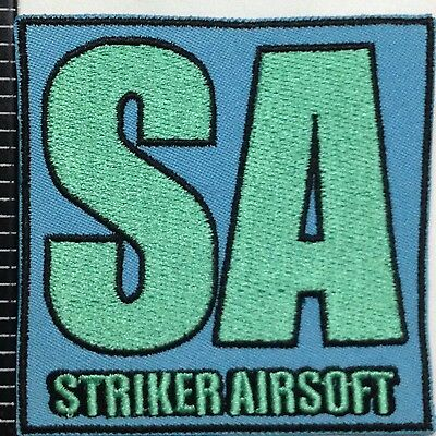 Striker Airsoft Morale Patch
