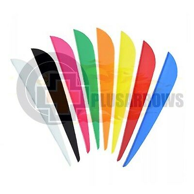 "Bohning 4"" Killer Vanes for Arrows Target, Hunting & 3D Archery"