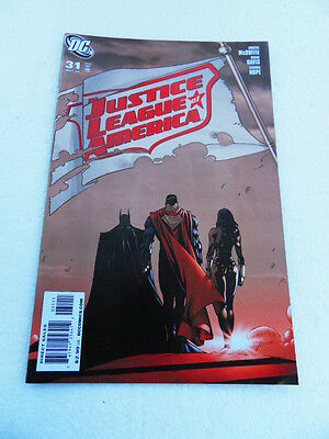 Justice League Of America  31 . DC  2009 -    VF