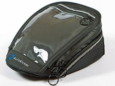 Autokicker Essential Magnetic Mini Tank Bag V2 For Motorcycles & Motorbikes