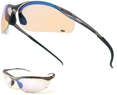 Bolle Contour ESP - Safety Glasses & FREE storage pouch