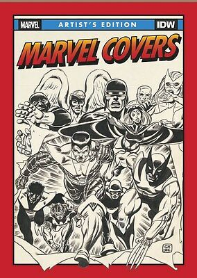 IDW Marvel Covers Artist's Edition Hardcover Sealed 1st Print!