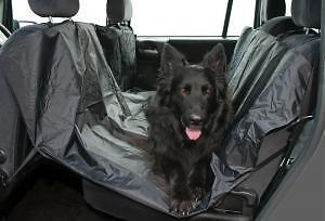 Car Dog Seat Cover Rear Hammock Boot Cover Mat Pet protector Blanket liner