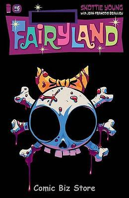 I Hate Fairyland #6 (2016) 1St Printing Young Uncensored Variant Cover Image