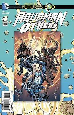 Aquaman And The Others Futures End #1 (2014) Standard Cover 1St Printing