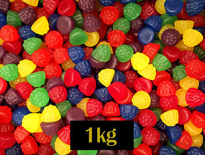 Fresha (Cadbury) Mixed Berries 1kg