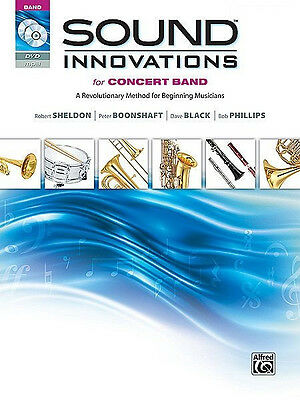 Sound Innovations for Concert Band Australian Edition, Book 1 - Alto Sax