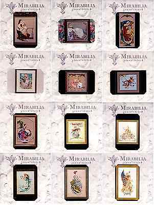New. OOP. HTF Mirabilia OOP charts. Choose!  with very cheap Shipping.