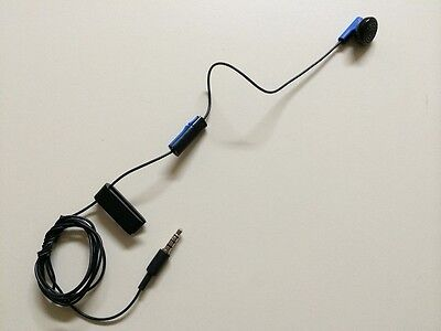 Official Headset Earbud Microphone Earpiece for PS4