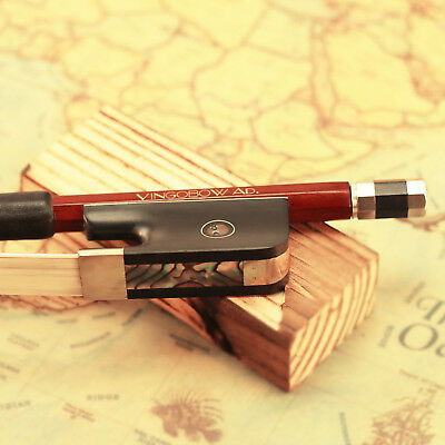 3/4**SPECIAL PRICE* New Advanced French Double Bass Bow Pernambuco Performance