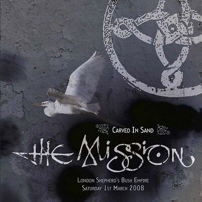 The Mission UK - Carved in Sand