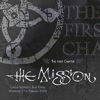 The Mission UK - First Chapter