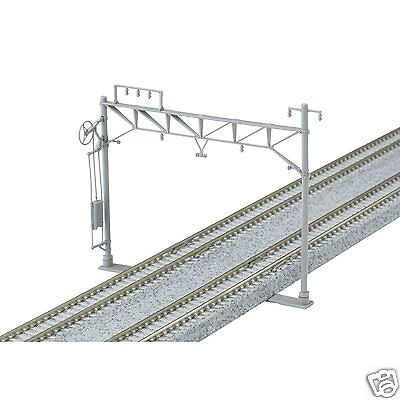 Kato 23-061 N Catenary Poles, Double Track/Wide