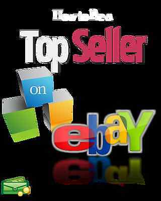 How To Become Top Seller on eBay eBook-PDF Master Resell Rights Free Shipping