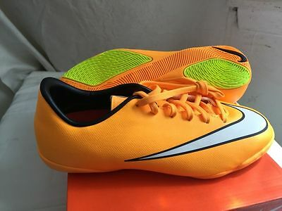 Nike Jr Mercurial Victory V Ic Size 2Y Brand New With Box