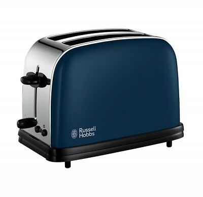 Russel Hobbs Colours Royal Blue Kompakt Toaster 18958-56