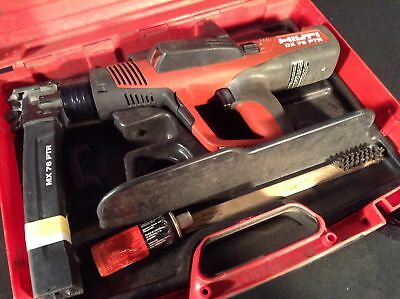 Hilti DX 76 PTR Powder-actuated tool DX 76-MX