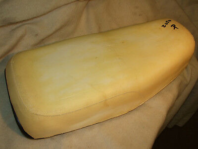 """Seat Foam Replacement """"Most Classic Bikes"""" Contact For Availability """""""