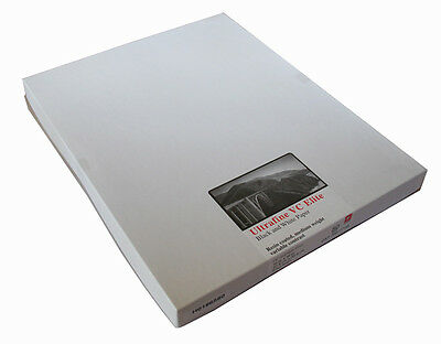 Ultrafine VC ELITE Glossy Variable Contrast RC Paper 11 x 14 / 50 Sheets