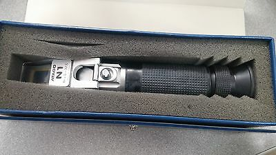 William Holden Co. ATAGO Hand Refractometer N1 BRIX 0~32% NEW OLD STOCK