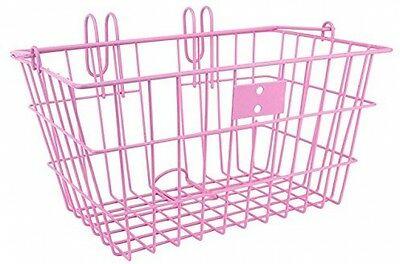 SunLite Wire Lift-Off Front Basket, Pink