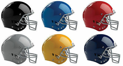 2015 Rawlings Momentum Plus youth football helmet with facemask NEW colors sizes