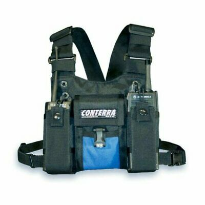 Conterra Double Adjusta-Pro Ii Radio Chest Harness (70-0718)