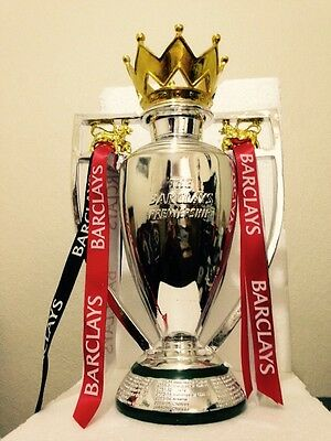 Football Replica Barclays Premiere Leaque Trophy WorldCup Trophy-