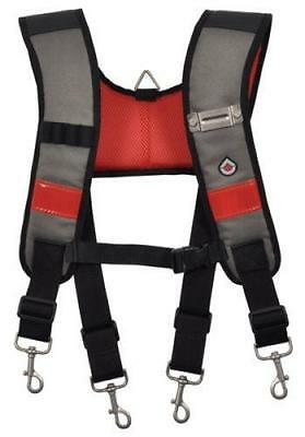 CK Magma MA2727 Adjustable Mens Braces For Toolbelt Tool Belt Pouch