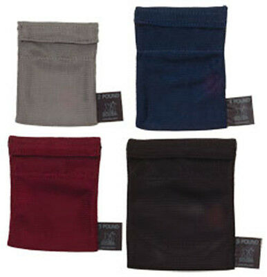 Mesh Weight Pouches 3LBS - Save $$$ - fill your own pouches