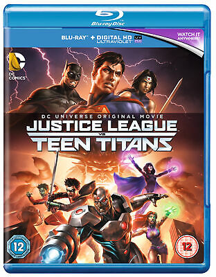 Justice League vs Teen Titans (Blu-ray)