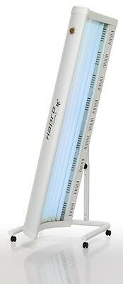 Sunbed With 10 Faster Tanning Philips Swift Tubes For Home Use Portable