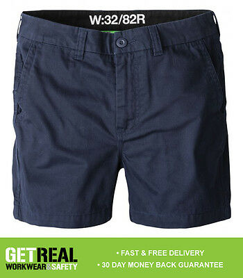 FXD - Men's Navy Workshorts Workwear (WS-2)