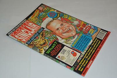 Your Sinclair Magazine ~ January 1991 ~ Issue 61 ~ ZX Spectrum