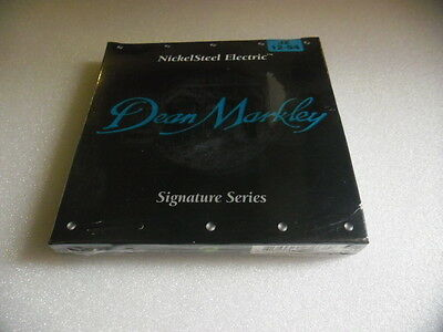 DEAN MARKLEY Signature Series JZ 12-54 guitar strings set- Jeu de cordes- NEUF