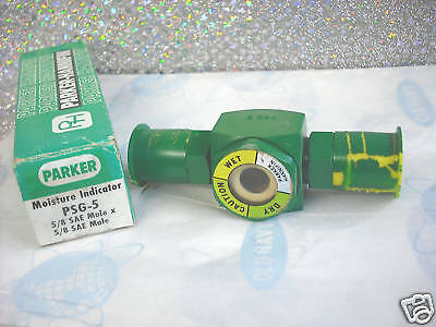 "Sight Glass Liquid w/Moisture Ind.5/8"" M x 5/8"" M Flare"