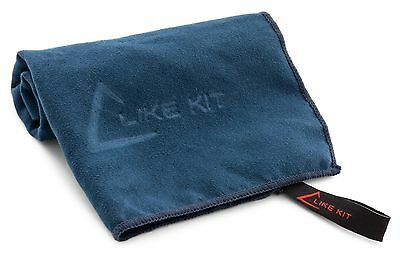 Microfibre Lightweight Towel - Quick Drying and Super Absorbent for Travel, C...