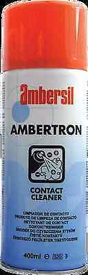 Contact Cleaner Para Equipos Electronicos 400Ml Ambertron 31552 Ambersil
