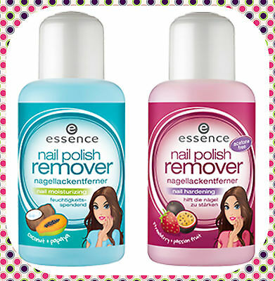ESSENCE Nail Polish Remover/ Choose Type