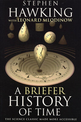 Leonard Mlodinow, Stephen Hawking - A Briefer History of Time (Paperback)