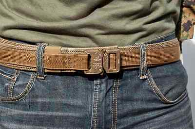 Pantel Tactical EDC Every Day Carry Belt with Cobra Buckle