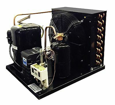 New WJ5513EK2 Indoor Condensing Unit 1+ HP, Medium Temp, R22, 220V, 1 Phase