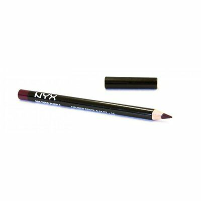 NYX Cosmetics Slim Lip Pencil SPL808 Deep Purple 1.2g