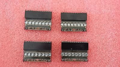 10pcs lot SIEMENS DL1814 16-SEGMENT ALPHANUMERIC LED DISPLAY RED DL1814 - New
