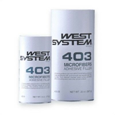 403-28 20oz Microfibers Thickening Additive, Part 403-28, West System