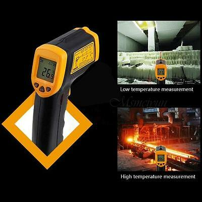 New Smart Sensor AR320 Industrial Infrared Thermometer -32~320C Accuracy MYSG